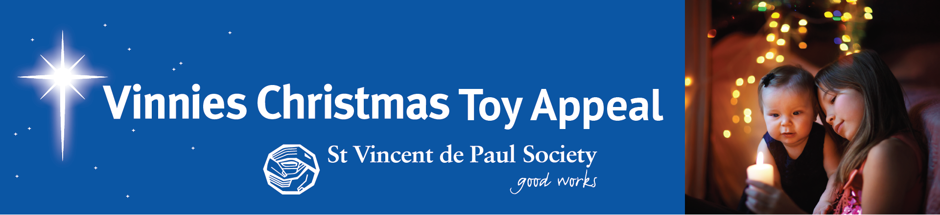 - Vinnies Christmas Gift Appeal - QLD